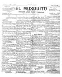 El Mosquito, May 1878 Volume Issue: May 1878 by Stein, Henri Frenchman