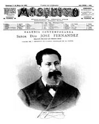 El Mosquito, May 1881 Volume Issue: May 1881 by Stein, Henri Frenchman