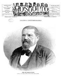 El Mosquito, May 1887 Volume Issue: May 1887 by Stein, Henri Frenchman