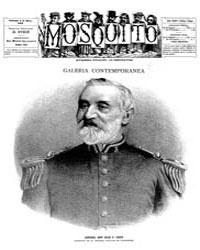 El Mosquito, May 1888 Volume Issue: May 1888 by Stein, Henri Frenchman