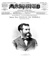 El Mosquito, November 1880 Volume Issue: November 1880 by Stein, Henri Frenchman