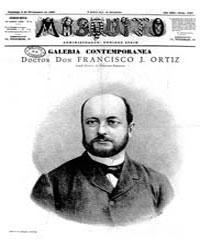 El Mosquito, November 1883 Volume Issue: November 1883 by Stein, Henri Frenchman