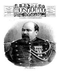 El Mosquito, November 1888 Volume Issue: November 1888 by Stein, Henri Frenchman