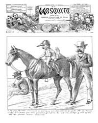 El Mosquito, November 1891 Volume Issue: November 1891 by Stein, Henri Frenchman