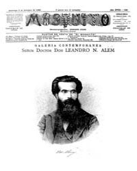 El Mosquito, October 1880 Volume Issue: October 1880 by Stein, Henri Frenchman