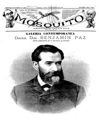 El Mosquito, October 1884 Volume Issue: October 1884 by Stein, Henri Frenchman