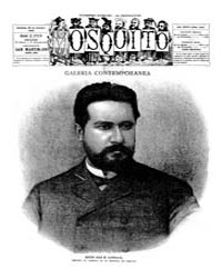 El Mosquito, October 1888 Volume Issue: October 1888 by Stein, Henri Frenchman