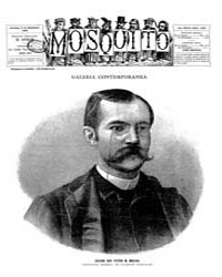 El Mosquito, September 1886 Volume Issue: September 1886 by Stein, Henri Frenchman