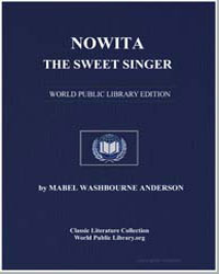 The Sweet Singer by Anderson, Mabel Washbourne