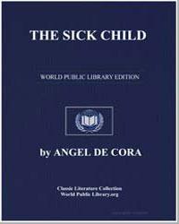 The Sick Child by De Cora, Angel (Hinook-Mahiwi-Kilinaka)