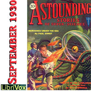 Astounding Stories of Super-Science, Sep... by Various