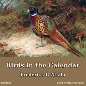Birds in the Calendar by Aflalo, Frederick G.