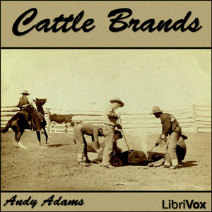 Cattle Brands by Adams, Andy