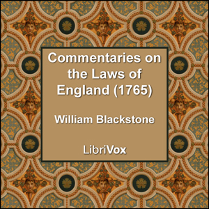 Commentaries on the Laws of England (176... by Blackstone, William