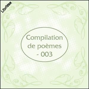 Compilation de poèmes - 003 by Various