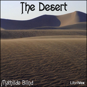 Desert, The by Blind, Mathilde