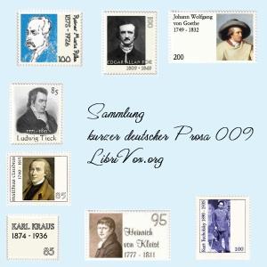 Sammlung kurzer deutscher Prosa 009 by Various