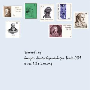 Sammlung kurzer deutscher Prosa 001 by Various