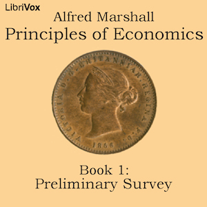 Principles of Economics, Book 1: Prelimi... by Marshall, Alfred