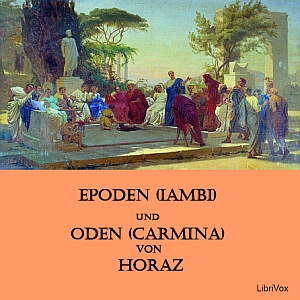 Epoden und Oden by Horatius Flaccus, Quintus