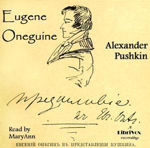 Eugene Onéguine by Pushkin, Alexander