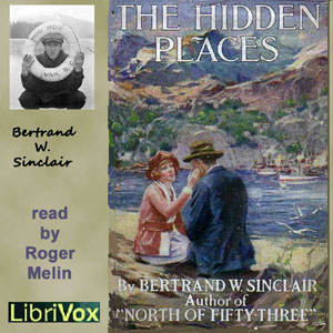 Hidden Places, The by Sinclair, Bertrand