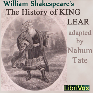 History of King Lear, The by Tate, Nahum
