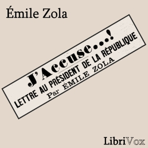 J'accuse...! by Zola, Émile