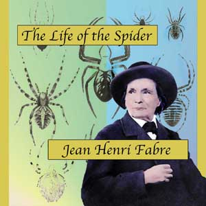 Life of the Spider, The by Fabre, J. Henri
