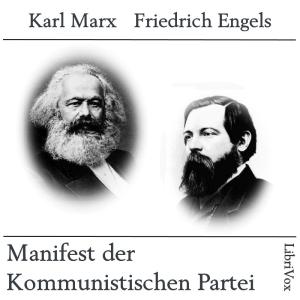 Manifest der Kommunistischen Partei by Marx, Karl