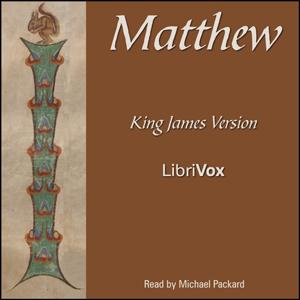 Bible (KJV) NT 01: Matthew by King James Version