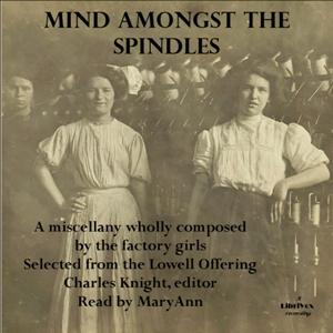 Mind Amongst the Spindles by Knight, Charles