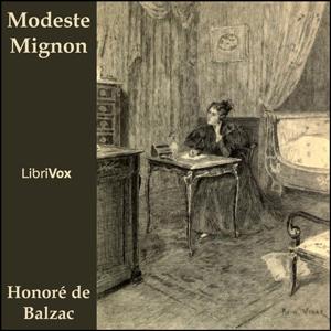 Modeste Mignon by Balzac, Honoré de
