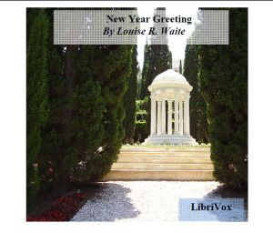 New Year Greeting by Waite, Louise R.