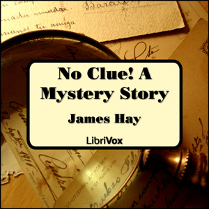 No Clue! A Mystery Story by Hay, James