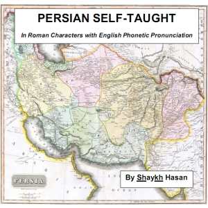 Persian Self-Taught (in Roman Characters... by Hasan, Shaykh