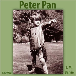Peter Pan (version 2) by Barrie, J. M.