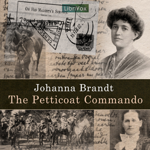 Petticoat Commando, The by Brandt, Johanna