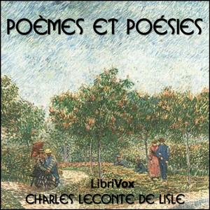 Poèmes et Poésies by Leconte de Lisle, Charles Marie René