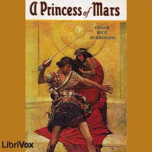 Princess of Mars, A by Burroughs, Edgar Rice