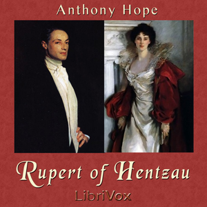 Rupert of Hentzau by Hope, Anthony