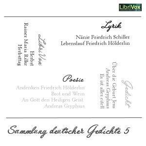 Sammlung deutscher Gedichte 005 by Various