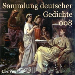 Sammlung deutscher Gedichte 008 by Various