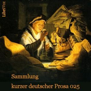 Sammlung kurzer deutscher Prosa 025 by Various