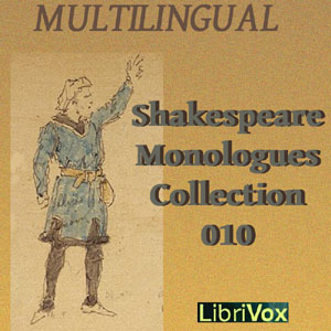 Multilingual Shakespeare Monologues Coll... by Shakespeare, William