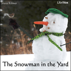 Snowman in the Yard, The by Kilmer, Joyce