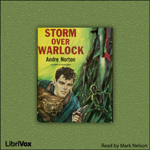 Storm Over Warlock, Version 2 by Norton, Andre