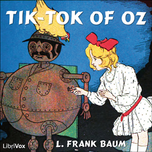 Tik-Tok of Oz by Baum, L. Frank