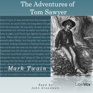 Adventures of Tom Sawyer, The by Twain, Mark