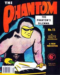 The Phantom: The Phantom's Dilemma: Issu... by Falk, Lee